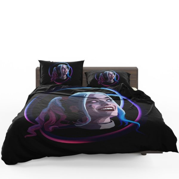 Harley Quinn Harleen Frances Quinzel DC Bedding Set 1