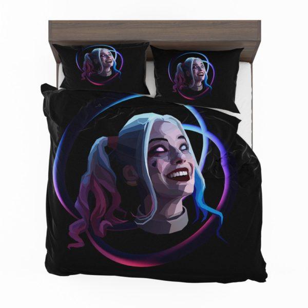 Harley Quinn Harleen Frances Quinzel DC Bedding Set 2