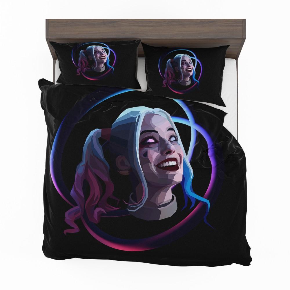 Harley Quinn Harleen Frances Quinzel Dc Bedding Set