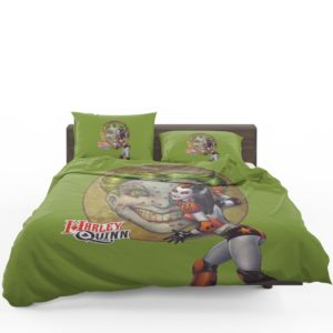 Harley Quinn and Jokers Daughter In Batman Beyond Bedding Set 1