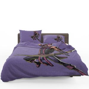 Hawkeye in Ultimate Marvel vs Capcom 3 Video Game Bedding Set 1