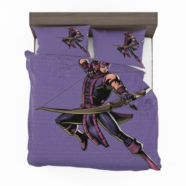Hawkeye in Ultimate Marvel vs Capcom 3 Video Game Bedding Set 2