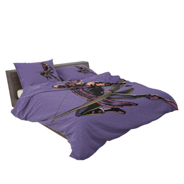 Hawkeye in Ultimate Marvel vs Capcom 3 Video Game Bedding Set 3