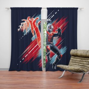 Ant-Man Teen Bedroom Idea Shower Curtain