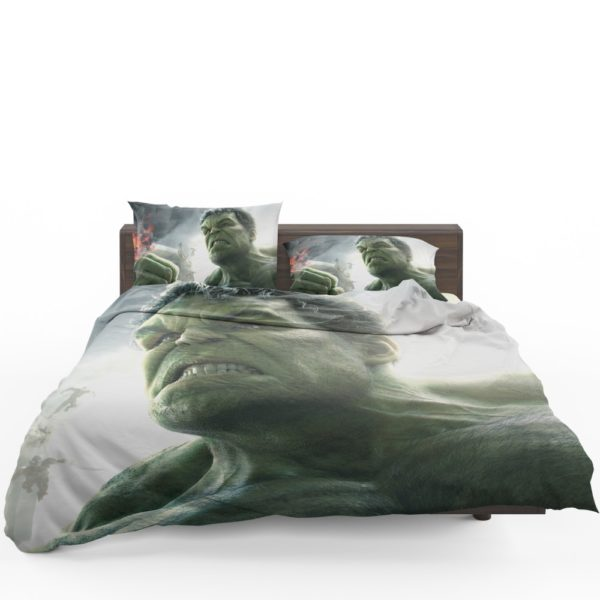 Hulk in Marvel Avengers Age of Ultron Movie Bedding Set 1