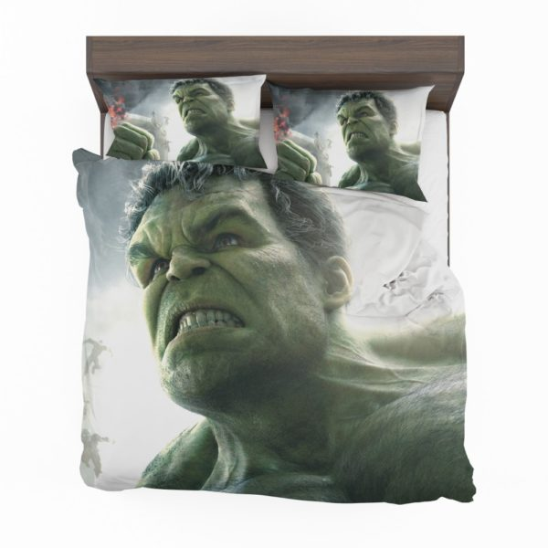 Hulk in Marvel Avengers Age of Ultron Movie Bedding Set 2