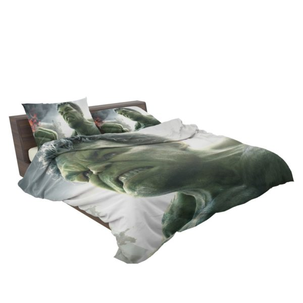 Hulk in Marvel Avengers Age of Ultron Movie Bedding Set 3