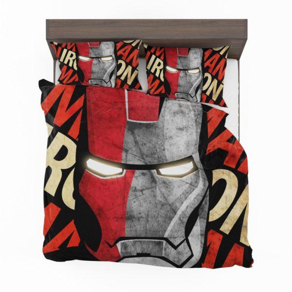 Iron Man Armor Model 9 Helmet Bedding Set 2