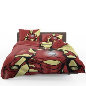 Iron Man Marvel Comics Superhero Bedding Set 1