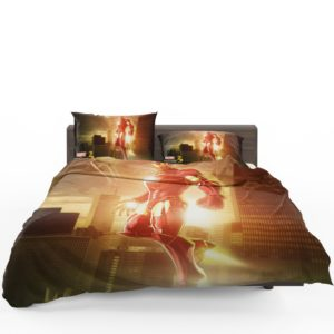 Iron Man Marvel vs. Capcom 3 Fate of Two Worlds Game Bedding Set 1