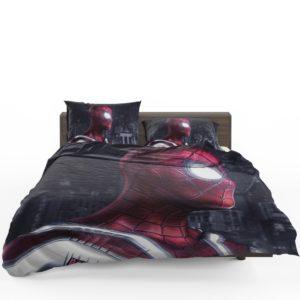 Iron Spider Peter Parker New Avenger Bedding Set 1