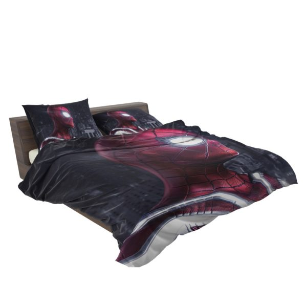 Iron Spider Peter Parker New Avenger Bedding Set 3
