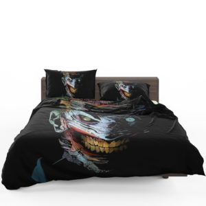 Joker DC Comics Dark Creepy Artistic Bedding Set 1