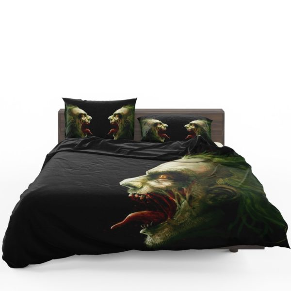 Joker Laughs Warner Brothers Accordion Bubble Sunshade Bedding Set 1
