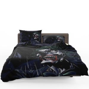 Joker The Clown Prince of Crime Bedding Set 1