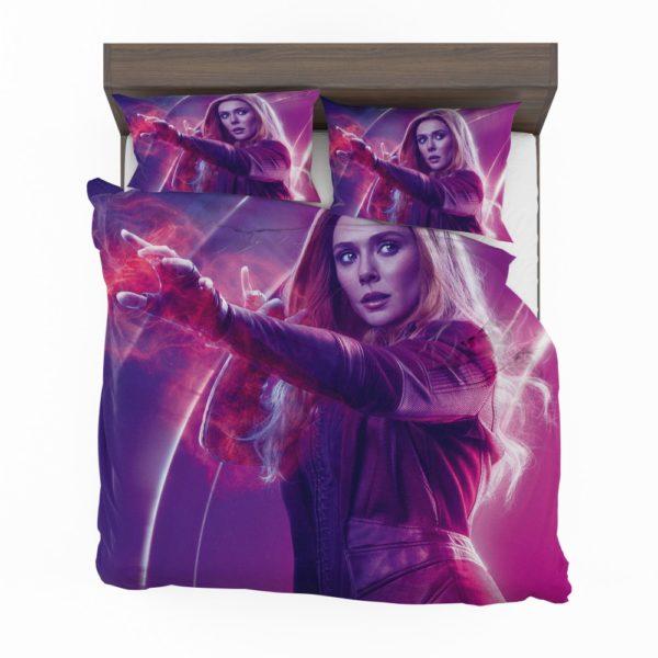 Marvel Avenger Scarlet Witch Avengers Bedding Set 2