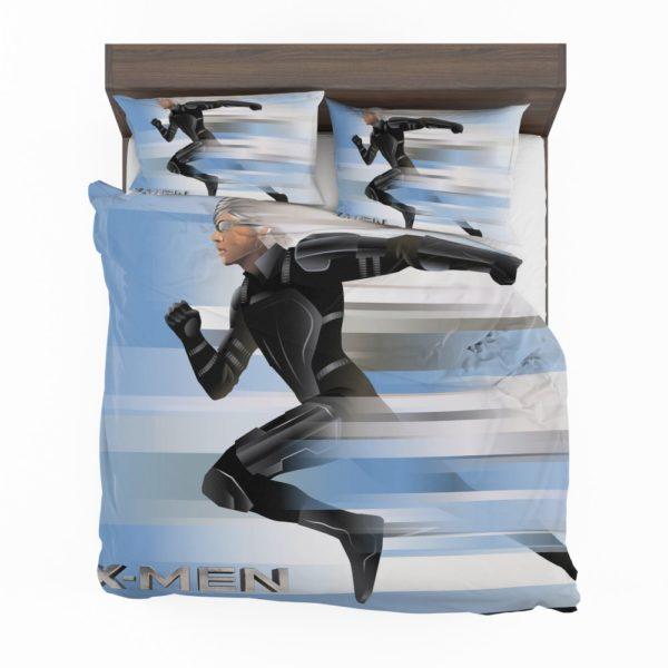 Marvel Comics Quicksilver X-Men Apocalypse Movie Bedding Set 2