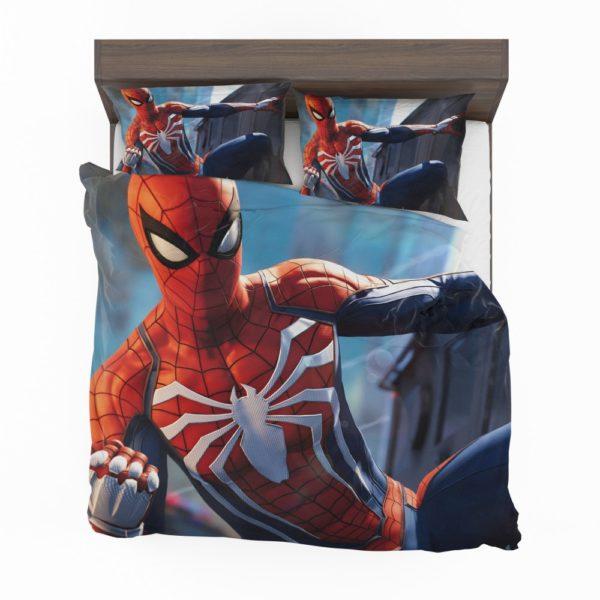 Marvel Comics Spider-Man The Avengers Shield Bedding Set 2