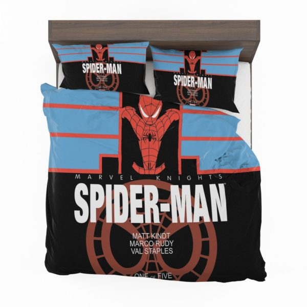 Marvel Knights Spider-Man Bedding Set 2