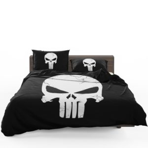 Marvel Punisher Logo Original Sin Bedding Set 1