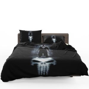 Marvel The Punisher Movie Thomas Jane Bedding Set 1