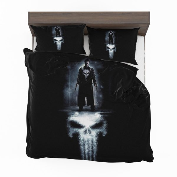 Marvel The Punisher Movie Thomas Jane Bedding Set 2