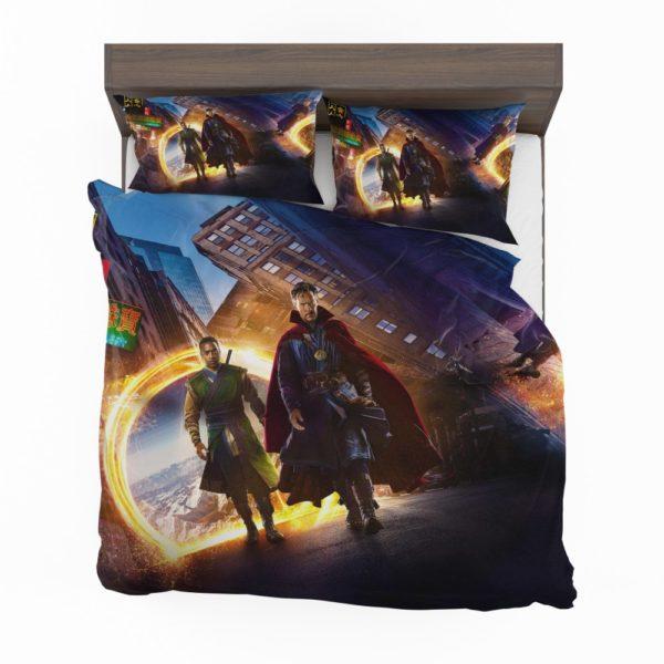 Marvel's Doctor Strange and Baron Mordo Bedding Set 2.jpg