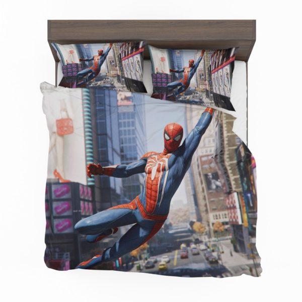 Marvel's Spider-Man PS4 Video Game Bedding Set 2