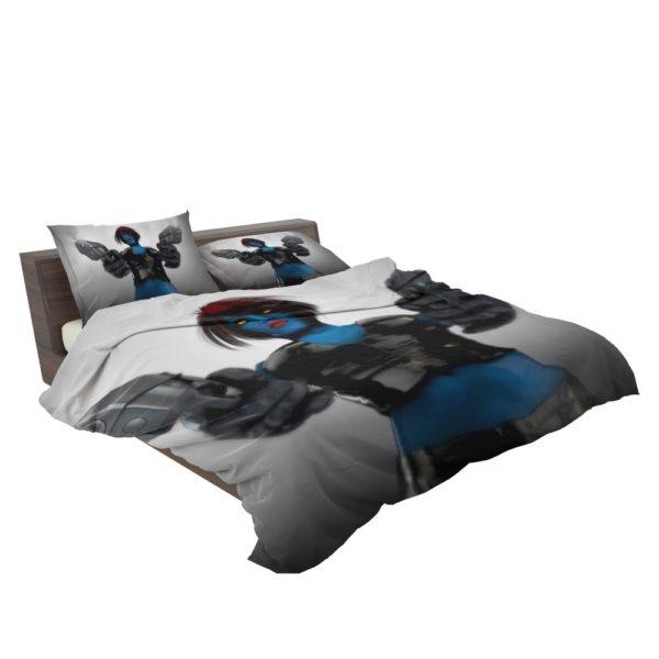 Mystique Raven Darkholme Marvel Fictional Character Bedding Set 3