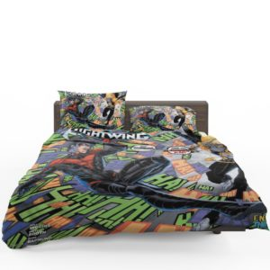 Nightwing Dick Grayson Tales of the Teen Titans Bedding Set 1