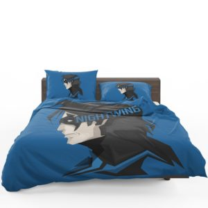 Nightwing The New Order Richard Grayson Bedding Set 1