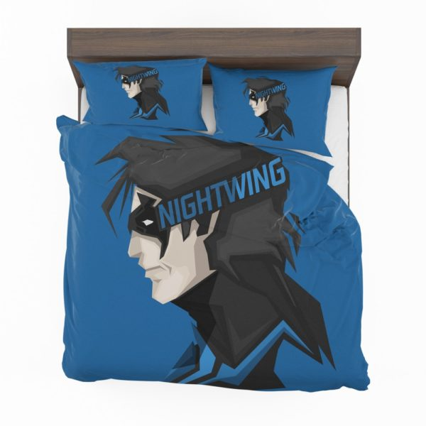 Nightwing The New Order Richard Grayson Bedding Set 2