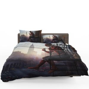 Peter Parker Spider-Man Homecoming Marvel Movie Bedding Set 1