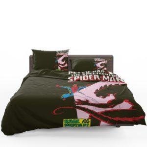 Peter Parker The Spectacular Spider-Man Bedding Set 1