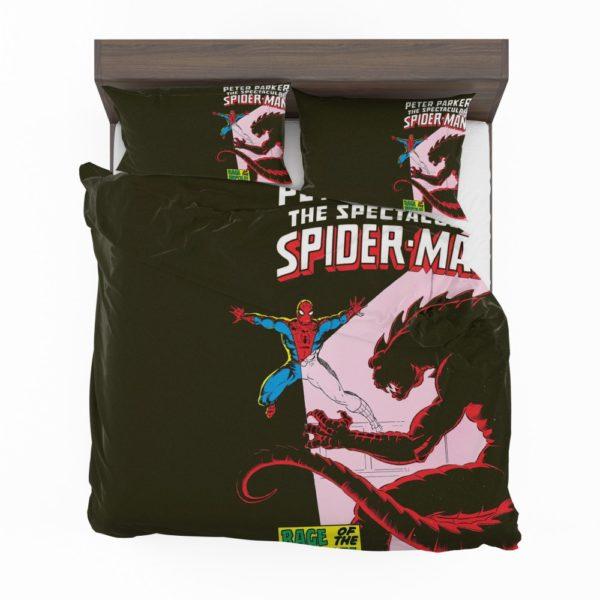 Peter Parker The Spectacular Spider-Man Bedding Set 2