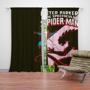 Peter Parker The Spectacular Spider-Man Curtain