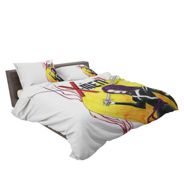 Psylocke X-Men member Marvel Now Bedding Set 3