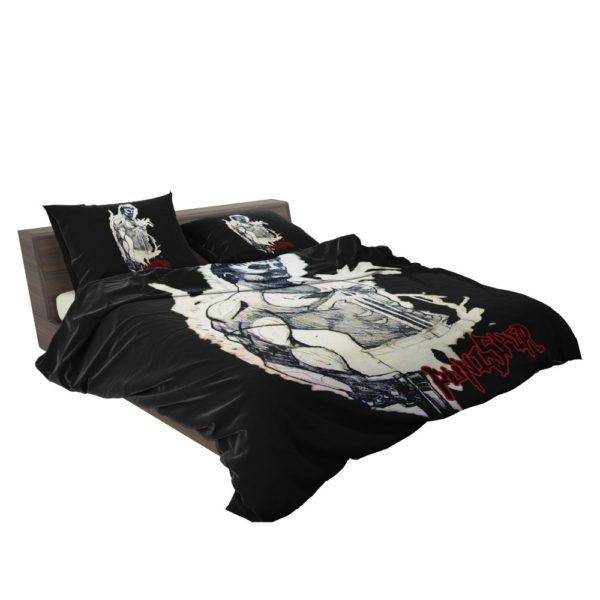 Punisher In the Blood Marvel Comics Bedding Set 3