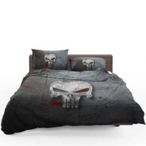 Punisher Marvel Comics Born Castiglione Bedding Set 1