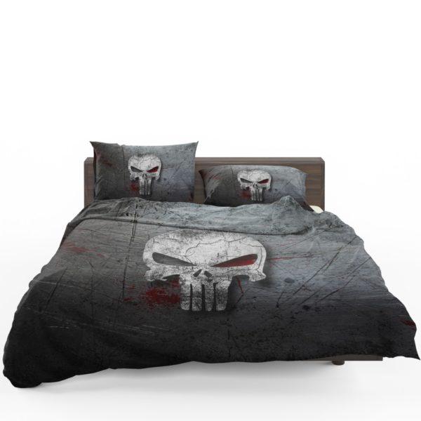 Punisher Marvel Comics Born Castiglione Bedding Set 1