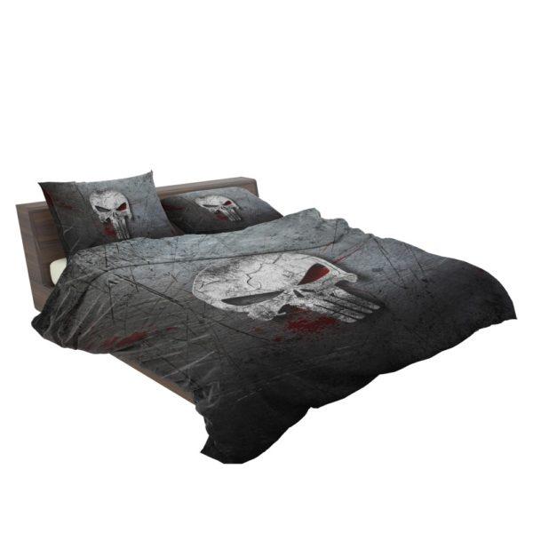 Punisher Marvel Comics Born Castiglione Bedding Set 3
