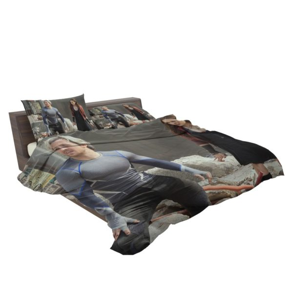 Quicksilver and Scarlet Witch Avengers Age of Ultron Bedding Set 3