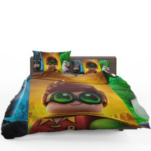 Robin DC Comics The Lego Batman Movie Bedding Set 1