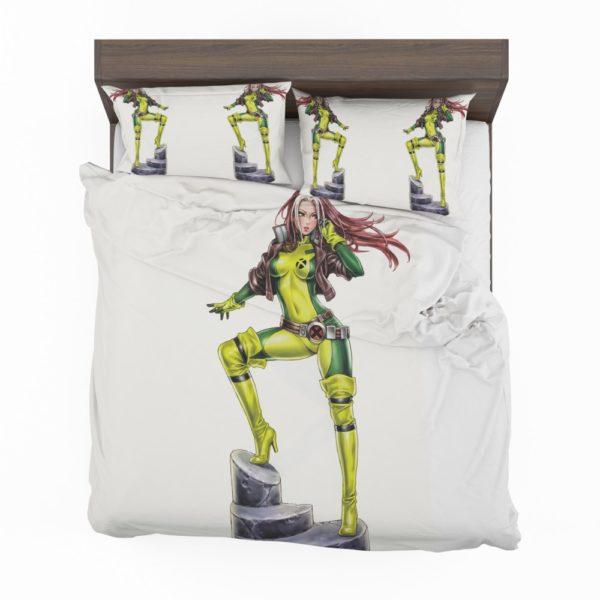 Rogue Marvel Comics X-Men Member Bedding Set 2