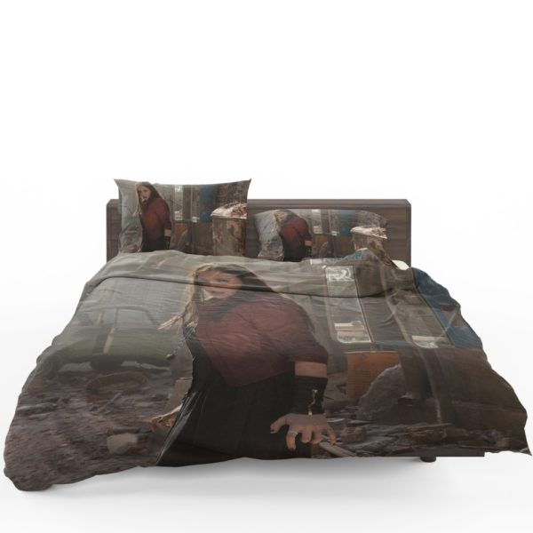 Scarlet Witch Avengers Age of Ultron Elizabeth Olsen Bedding Set 1