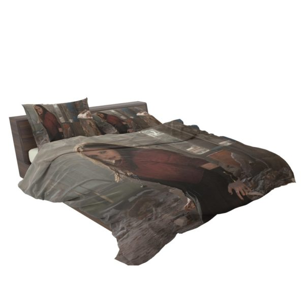 Scarlet Witch Avengers Age of Ultron Elizabeth Olsen Bedding Set 3