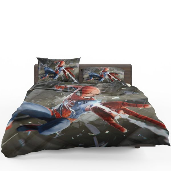 Spider-Man American Comic Book Super Hero Bedding Set 1