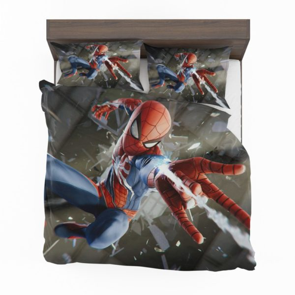 Spider-Man American Comic Book Super Hero Bedding Set 2