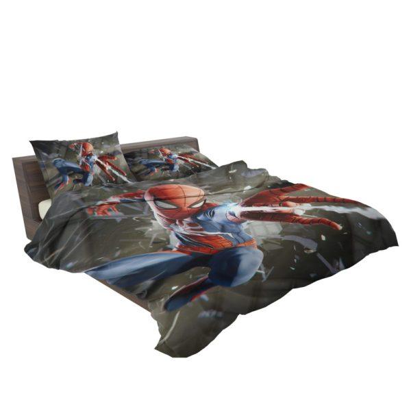 Spider-Man American Comic Book Super Hero Bedding Set 3