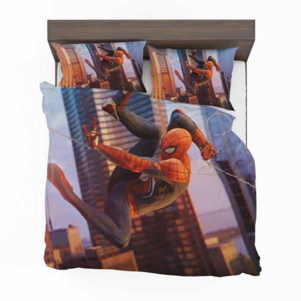 Spider-Man Fictional Super Hero Bedding Set 2